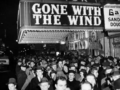 بر باد رفته